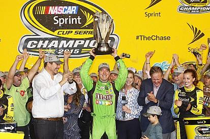 Vers l'annonce du sponsor-titre de la NASCAR Cup