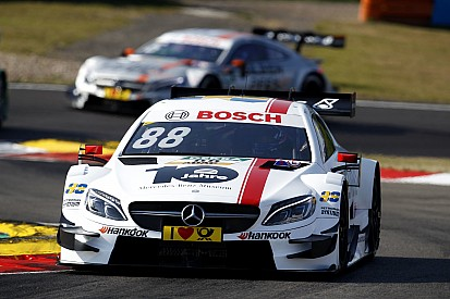 罗森奎斯特将代表梅赛德斯完成DTM最后二站