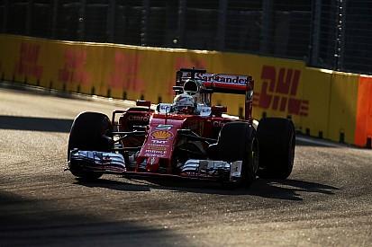 """Vettel: Mercedes favorit, Red Bull dan Ferrari """"pada posisi yang sama"""""""