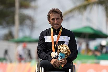 Troisième médaille et deuxième en or pour Alex Zanardi