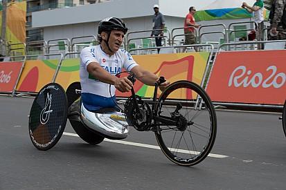 Zanardi conquista terceira medalha na Rio 2016