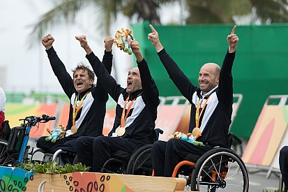 Zanardi conquista su tercera medalla en Río 2016