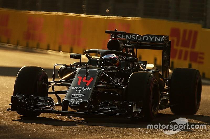 Fernando Alonso: Abnahme von Halo verbesserungswürdig