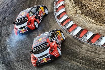 Hansen et Loeb placent les Peugeot en tête des essais libres