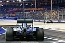 Formel 1 in Singapur: Pirelli reduziert Mindestdruck für Hinterreifen