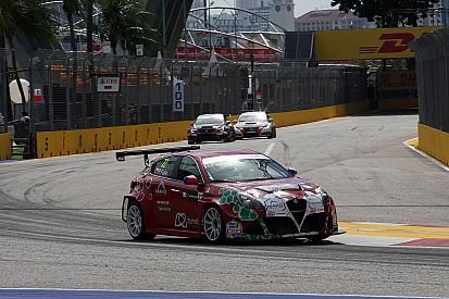 Pioggia di penalità dopo le qualifiche di Singapore, ma Vernay è salvo