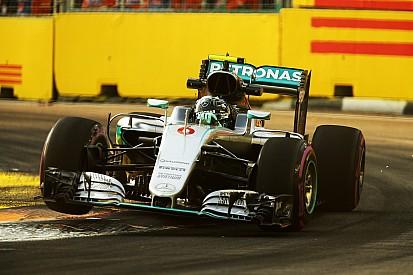 Qualifs - Un Rosberg record éteint la concurrence !