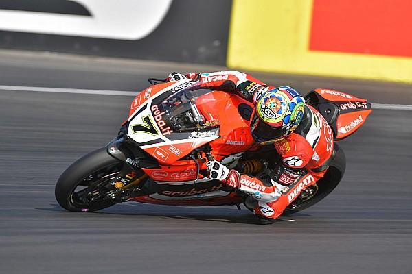 Superbike-WM Lausitz: Sieg für Davies, Ausfall für Tabellenführer Rea