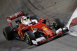 F1 Reactions Vettel eliminado en la Q1 por una falla mecánica