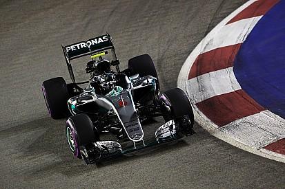 Гран При Сингапура: предварительная стартовая решётка