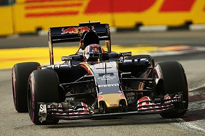 Chefe comemora ida da Toro Rosso ao Q3 em Cingapura
