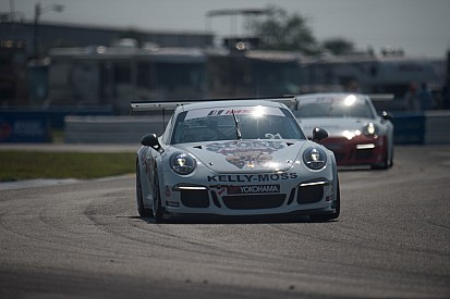 Lazare clinches Porsche GT3 Cup Challenge USA title