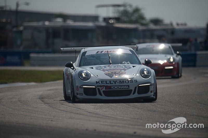 Lazare clinches Porsche GT3 Cup Challenge USA title