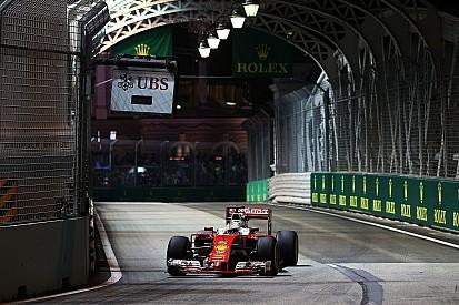 Ferrari pertimbangkan untuk ganti mesin Vettel