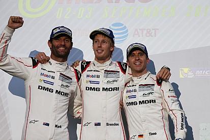 """I vincitori in coro:"""" Questa è davvero la vittoria di tutta la Porsche """""""