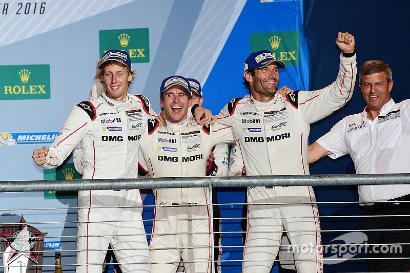 Austin WEC: 1 numaralı Porsche COTA'da Audi'nin önünde kazanmayı başardı