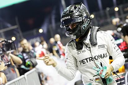 GP Singapura: posisi grid start dalam gambar