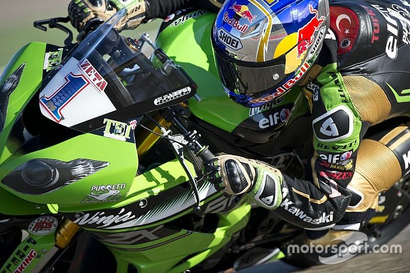 Supersport Lausitzring: Kenan Almanya'dan zaferle dönüyor!