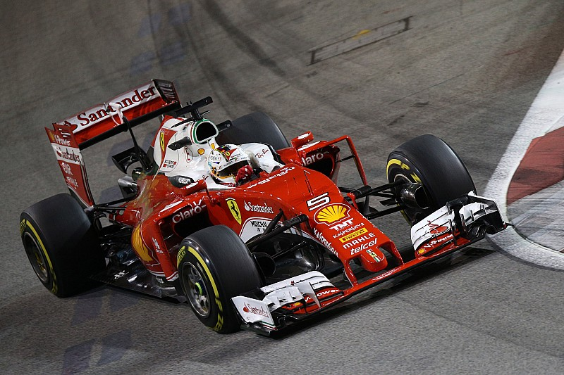 Formel 1 in Singapur: Ferrari bestätigt Motor- und Getriebewechsel