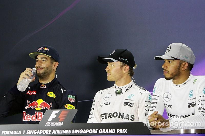 Hamilton avisa: la amenaza de Red Bull es real