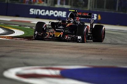McLaren fokus kalahkan Toro Rosso di GP Singapura