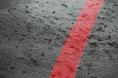 Gara 2 del Lausitzring posticipata: piove e la visibilità è quasi nulla