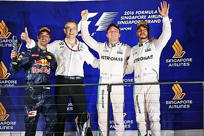 Un magistral Rosberg vence y recupera el liderato