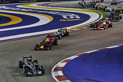 Stand: Rosberg herovert leiding, Verstappen verliest aansluiting