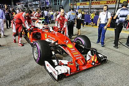 Арривабене уверен в правильности тактических действий Ferrari