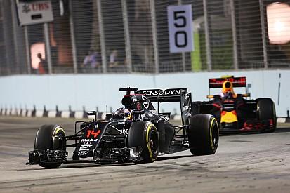 """Fernando Alonso: Nach Startrunde in Singapur """"vom Podest geträumt"""""""