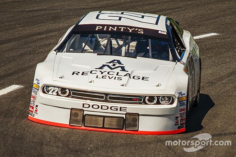 Donald Theetge remporte la dernière pole de la saison
