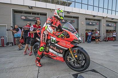 La douche froide pour Ducati en Allemagne