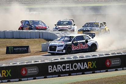 Экстрём выиграл этап World RX в Испании, Тимерзянов – третий
