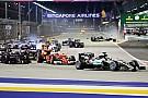 Fotogallery: il Gran Premio di Singapore a Marina Bay