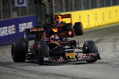 "Verstappen vê Kvyat ""diferente"" e ""agressivo"" em duelo"