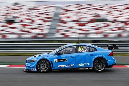 Ekblom vuelve a correr con Volvo en China