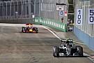 لوي: سائقا مرسيدس لم يعانيا من مشاكل مع المكابح في سباق سنغافورة