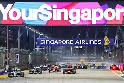 Гран При Сингапура: командный обзор