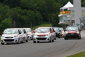 Prélude à la grande finale de la Coupe Nissan Micra 2016