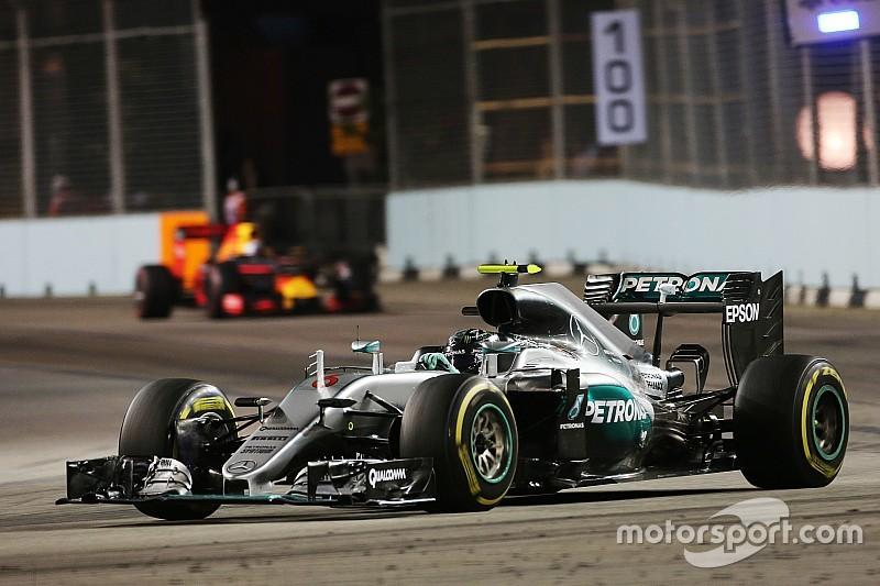 Mercedes: Keine Probleme mit dem Bremsen in Singapur