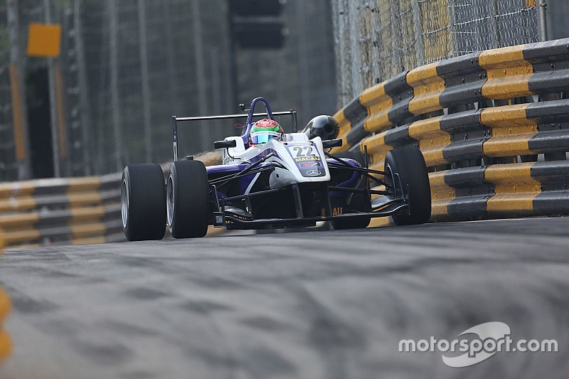 Chang joins T-Sport for rest of F3 season and Macau