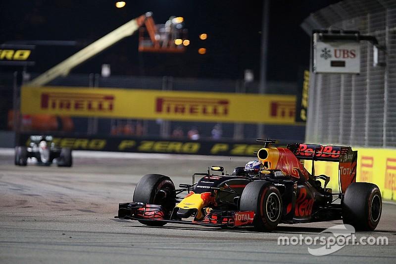 """Red Bull: só """"algo diferente"""" para vencer novamente em 2016"""