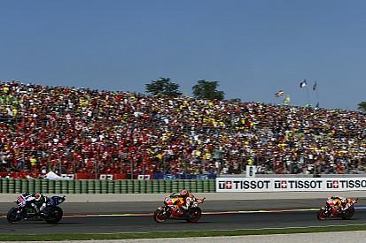 Cheste, en el calendario de MotoGP hasta 2021