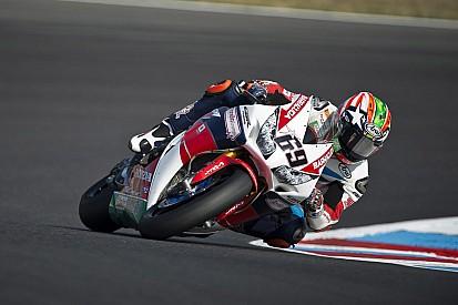 Hayden - Un podium et quelques accrocs pour sa 1ère au Lausitzring