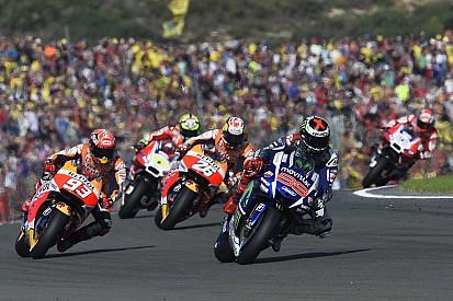 Valência renova contrato com MotoGP até 2021