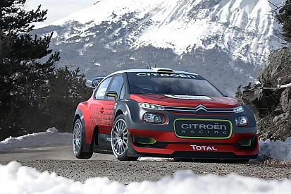 Galería: Citroën revela el C3 WRC con el que vuelve al mundial