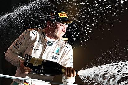 Rosberg: 2015 problemleri nedeniyle Singapur zaferi daha mutluluk vericiydi