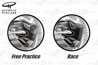 Como as equipes enfrentaram desafio dos freios em Cingapura