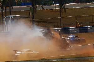 Porsche Conteúdo especial Acidente de Pedro Piquet em Goiânia completa 1 ano; relembre