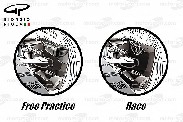 تحليل تقني: كيف تعاملت فرق الفورمولا واحد مع متطلّبات المكابح في سنغافورة